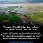 RSPB Cliffe Pools Habitat Enhancement