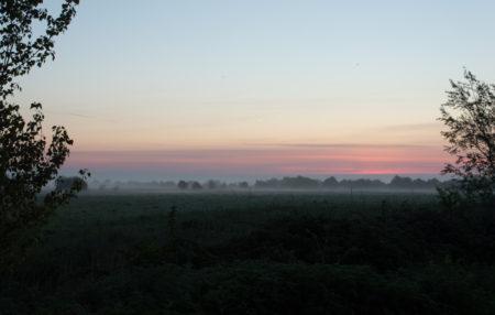 Dawn at Cliffe