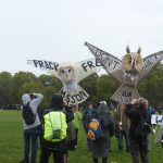Peoples Walk for Wildlife/Launch of the Manifesto for Wildlife