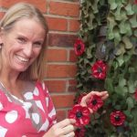 West Mersea childminder turns beach litter into poppies