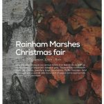 Rainham Marshes Christmas fair