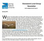 Our Spring Newsletter has arrived