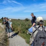 Group visit to Rainham Marshes