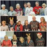 Christmas Jumpers,  quizzes and a merry time