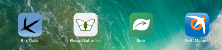 Nature app icons