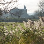 Changing Times at St Mary's Church on the Thames Marshes