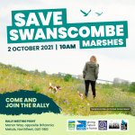Swanscombe Marshes event