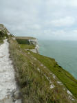 The Windy White Cliffs of Dover