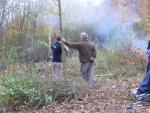 Helping wildlife in our local woods