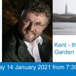 Tickets available for online talk 'Kent - the Wildlife Garden of England' by André Farrar